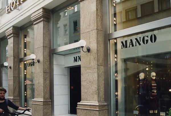 Mango Kärntner Strasse