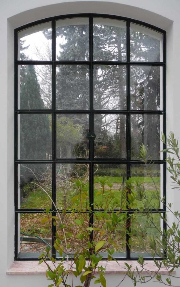 Eisensprossenfenster